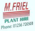 M. Friel Plant Hire