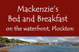 Mackenzie's Bed and Breakfast
