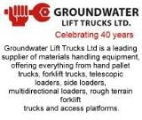Groundwater Lift Trucks Ltd