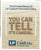 Canexel High Density Wood Cladding