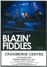 Blazin Fiddles Monday March 6th 2017