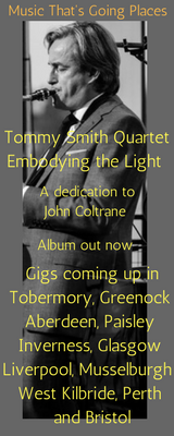 Tommy Smith Quartet