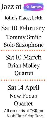 Jazz at St James