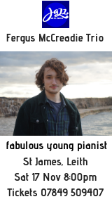 Jazz at St James, Leith