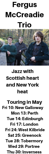 Fergus McCreadie Trio