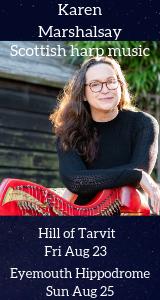 Karen Marshalsay Solo harp gigs