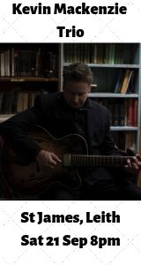 Kevin Mackenzie Trio