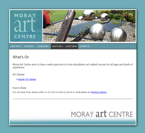 Moray-Arts-Centre