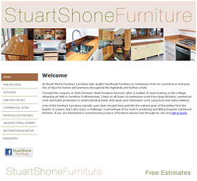 Stuart Shone Furniture