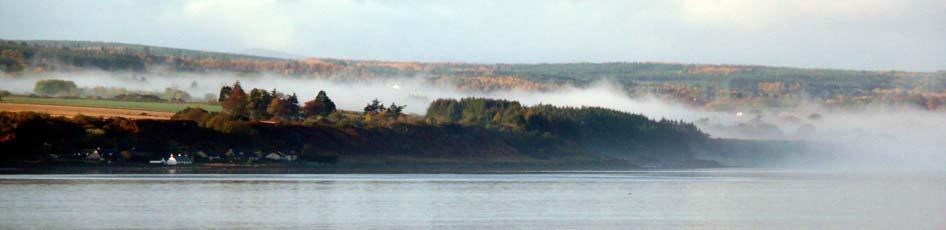 Scenery of the Black Isle