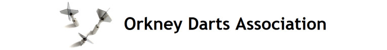 Orkney Darts Association