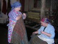 Myra measures, Innes stitches