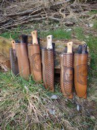 Wessex Blades Leather Work