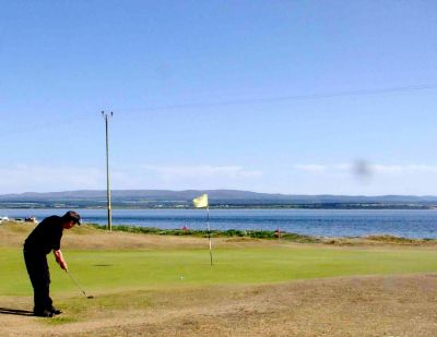 links golf at near brora accommodation