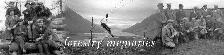Forestry Memories
