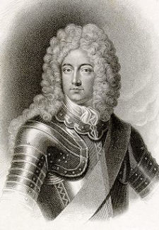 john erskine, earl of mar. the commader of the jacobite force in scotland.