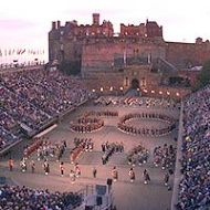 Military Tattoo At The Castle