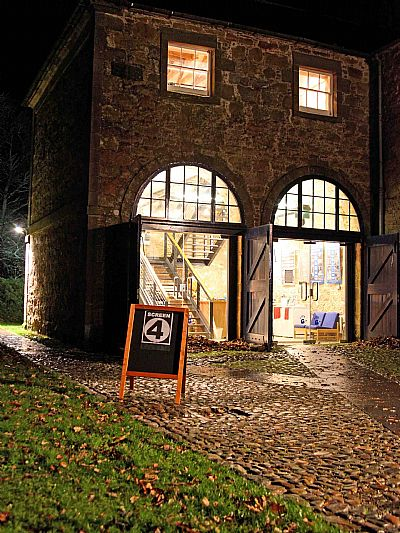 the stables  cromarty film festival