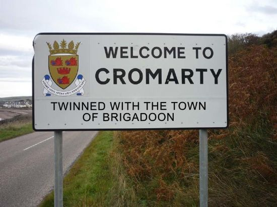 welcome to cromarty