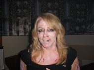 Bridget at halloween