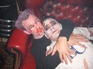 Derek & Lee at halloween
