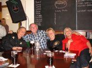 Pete, Mel, Jackie & Dolores