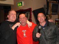 Gary, Alasdair & John