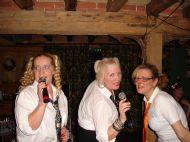 Tracey, Lorraine & Sara