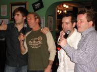 Dave, Kev, Rich & Rob
