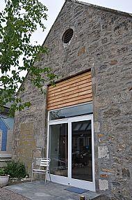 Kitchen/ Lounge exterior