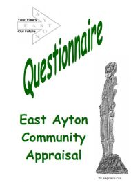 questionnaire for east ayton parish appraisal