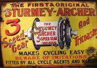 Sturmey Archer gears