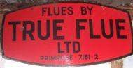 True flue