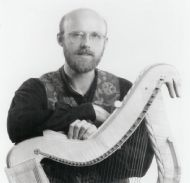 Bill with Downhill harp