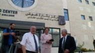 Opening of the Bishara Awad Centre