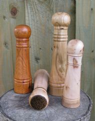 Salt & Pepper Mill collection by William Thomson