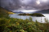 Loch Hourn by Jon Gibbs