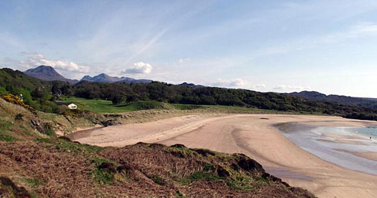 waterside - gairloch beach