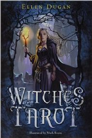 Witches Tarot and Guidebook
