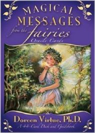 Messages from the Fairies Oracle Cards
