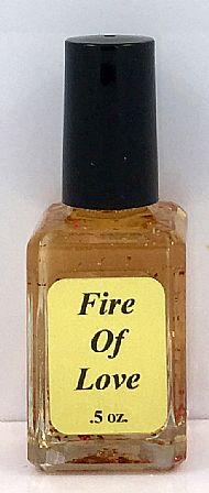 FIRE OF LOVE 0.5 oz.