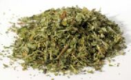 Damiana Leaf cut .5 oz (Turnera diffusa)