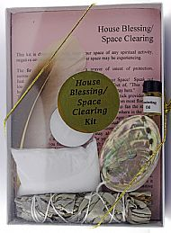 House Blessing/Cleansing Kit