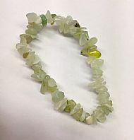Jade Chip Bracelet