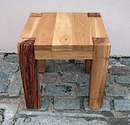 Coffee table without shelf- £375