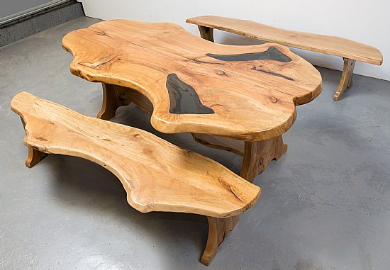 solid wooden furniture by farmhouse furniture - table