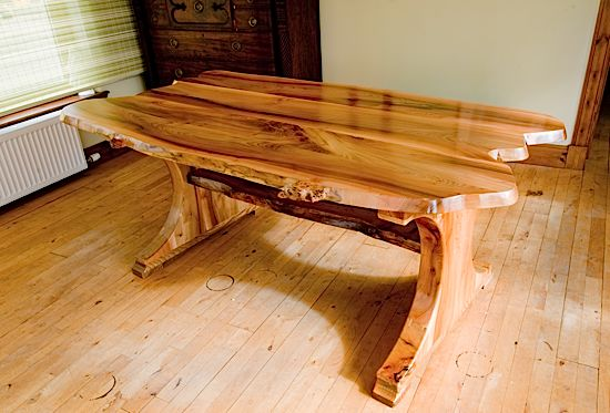 farmhouse furniture - large table