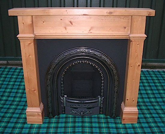 farmhouse furniture elsafireplace fire surround