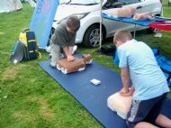 Rosehall First Responder Stall