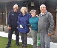 Thursday Afternoon Social Bowling - May 2010